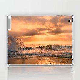 Autumn Wave Laptop & iPad Skin