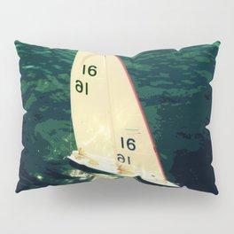 Sailboat Pillow Sham