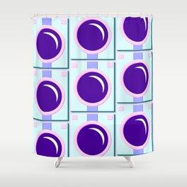Washin' Machine Shower Curtain