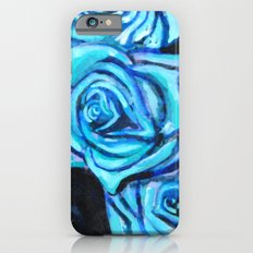 Blue Rose  iPhone 6s Slim Case