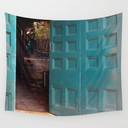 secret pathway Wall Tapestry