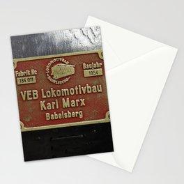 VEB Lokomotivbau Karl Marx, Babelsberg Stationery Cards