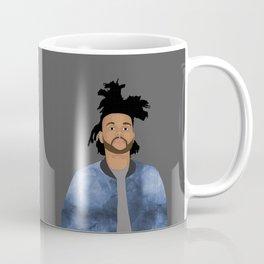 The Wknd, Gray Coffee Mug