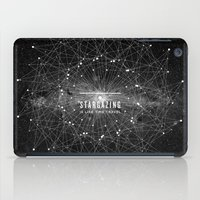 dear iPad Cases featuring STARGAZING IS LIKE TIME TRAVEL by Amanda Mocci