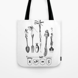 Meaningful Signs of a gorgeously learnt etiquette Tote Bag