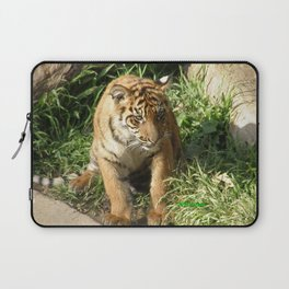 Young Tiger Laptop Sleeve
