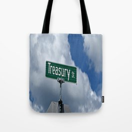 Treasury Street Tote Bag