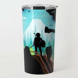 The Wild Hero Travel Mug