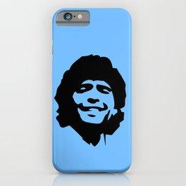 Maradona iPhone Case