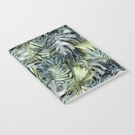 Tropical Leaves I Notebook