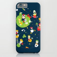 Jeu de piste  Slim Case iPhone 6s