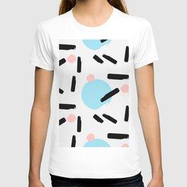 Colo pop circles T-shirt
