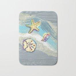Starfish Beach-Comber Bath Mat