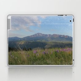 Pikes Peak/ Woodland Park Colorado Laptop & iPad Skin