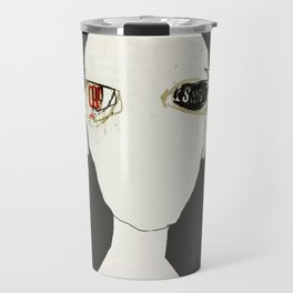 « le roi se meurt »  des mots de jean leloup Travel Mug