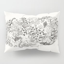 dummy island #3 Pillow Sham