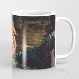 Duck Walk. Nature Photography Coffee Mug