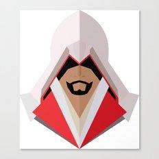 Ezio Auditore Canvas Print