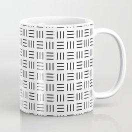 Security Pattern Coffee Mug