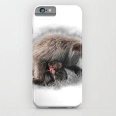 Baby Snow Monkey Slim Case iPhone 6s
