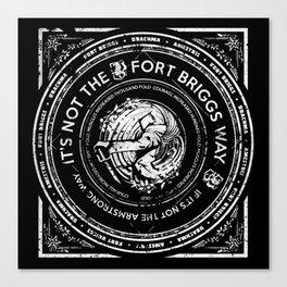 FMA - Fullmetal Alchemist Canvas Print
