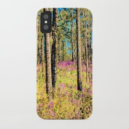 WOODN'T IT BE LOVELY iPhone Case