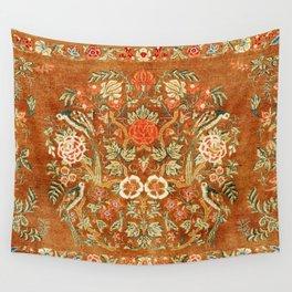 Tabriz Azerbaijan Northwest Persian Rug Print Wall Tapestry