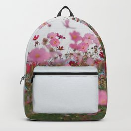 Flower photography by MIO ITO Backpack