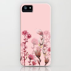 For Her ! Pink Flowers iPhone (5, 5s) Slim Case