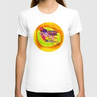 fairies T-shirts featuring sleeping fairies by Mottinthepot