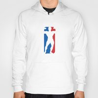 nba Hoodies featuring NBA by Free Specie