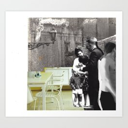 spaces1 Art Print