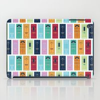 doors iPad Cases featuring Doors by Luciana Brasil
