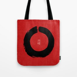ENSO IN JAPAN Tote Bag