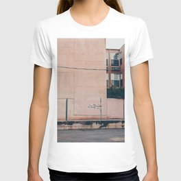 no skateboarding T-shirt