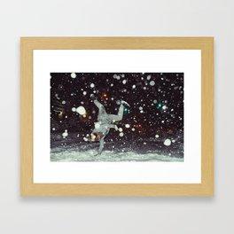 BBoy Rebels x Nyc Blizzard 2016 Framed Art Print