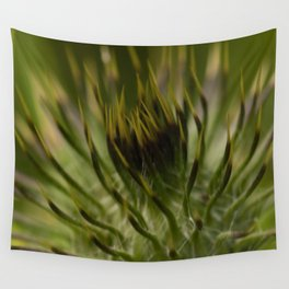 Thistle spikes Wall Tapestry