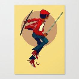 Shaolin Fantastic Canvas Print