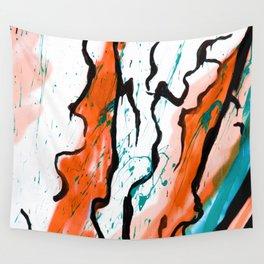 Artsy Painter  Wall Tapestry