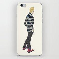 Back View iPhone & iPod Skin