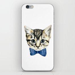 Un petit chaton iPhone Skin