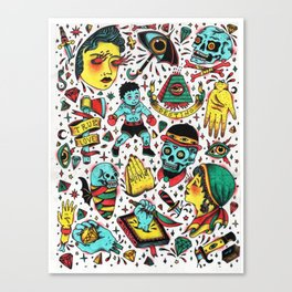 Varios 2. Canvas Print