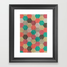 Gheo 8 Framed Art Print