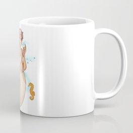 Mermaid Pinky Coffee Mug