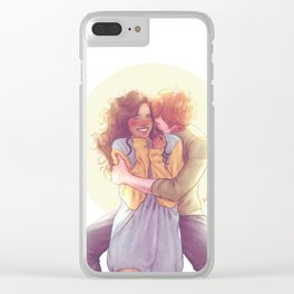 Tickles Clear iPhone Case