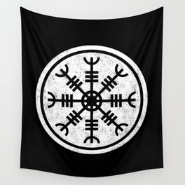 HELM OF AWE Wall Tapestry