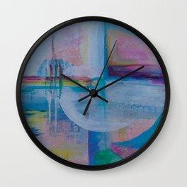 Quadrants of Consciousness Wall Clock