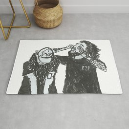 suicideboys Rug