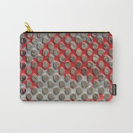 steel panel Carry-All Pouch