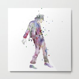 POP STAR Metal Print